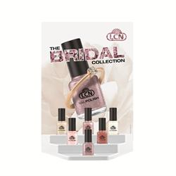 Bridal Polish Collection  3 each of 6 shades x 8ml