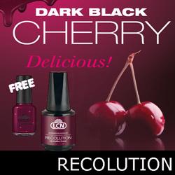 Dark Black Cherry Recolution+ Polish Duo