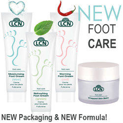 Foot Care 4 Pack