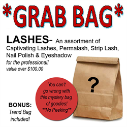 Grab Bag of Assorted LCN Lash product  NO RETURNS