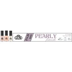 Pearl Nail Polish Trio 3 x 8ml