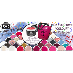 Pick Your Own Colour Gel Collection