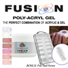 Additional Images for Fusion Poly-Acryl Gel - clear 50ml