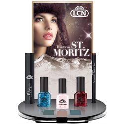 Make-Up Counter Display- St. Moritz