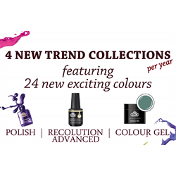 Trend Collections / Polish, Recolution, Color Gel