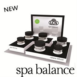 SPA Balance display -3 each + testers