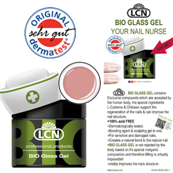 "Bio Glass ""Your Nail Nurse""  PROMO PACK"