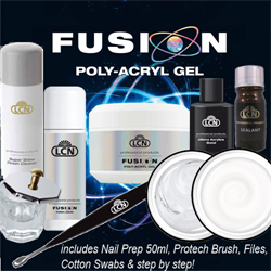 Fusion Poly-Acryl Gel Master Kit