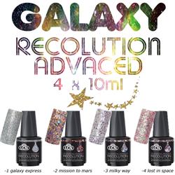 GALAXY - Recolution Advanced Glitter Set
