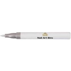 Nail Art Biro Pen 3ml, Silver