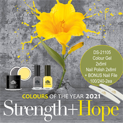 Colour of the Year 2021 Colour Gel