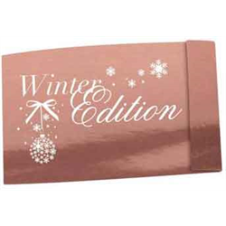 "Mini Book of Files ""Winter Edition"" 10pcs per bag"