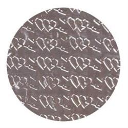 Glass Gel Foils - Hearts