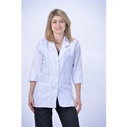 Lab Coat Extra Extra Large White