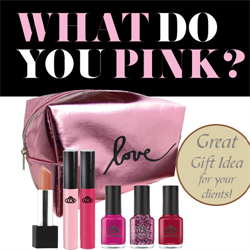 What Do you PInk Make Up set