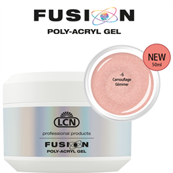 Fusion Poly-Acryl Gel - camou glimmer 50ml