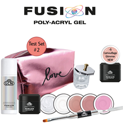 Fusion Poly-Acryl Gel Test Set #2