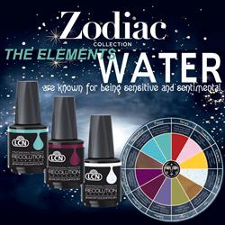 Zodiac Elements - WATER  Recolution  3 x 10ml