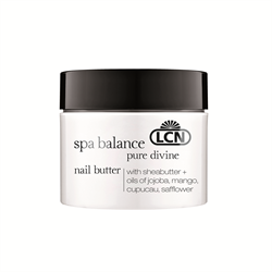 "SPA Balance ""Pure Divine"" Nail Butter, 15ml"