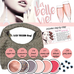 La Belle vie! Colour Gel set 6 x 5ml