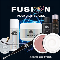 Fusion French Camouflage Poly-Acryl Gel Starter Kit