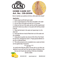 Home Care Foot Kit