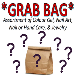 Grab Bag of Assorted Nail Product