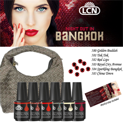 Night out in Bangkok Recolution Trend set 6 x 10ml