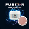 Additional Images for Fusion Poly-Acryl Gel - Vintage Rose 50ml