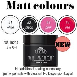 MATT Colour 4 pack