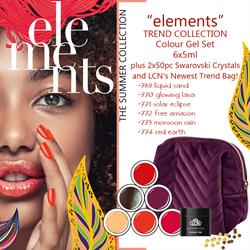 "Elements Trend collection ""Colour Gel"""